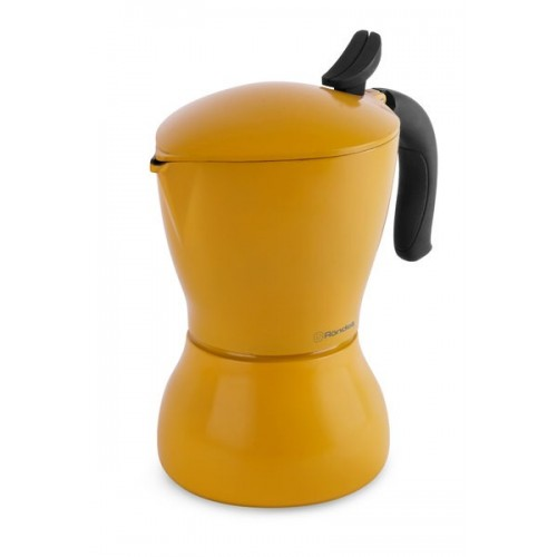 Гейзерная кофеварка Rondell Sole