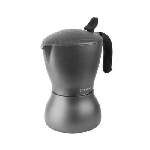 Гейзерная кофеварка Rondell Escurion