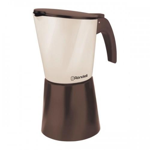 Гейзерная кофеварка Rondell Mocco & Latte