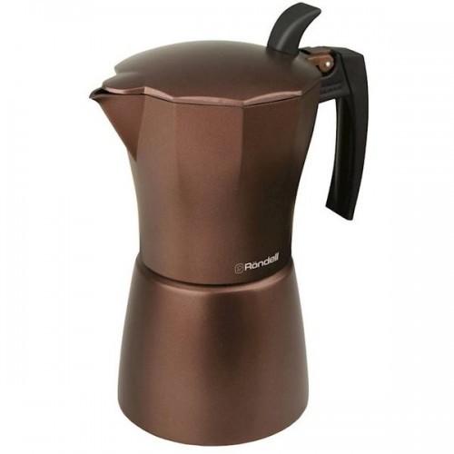 Гейзерная кофеварка Rondell Kortado