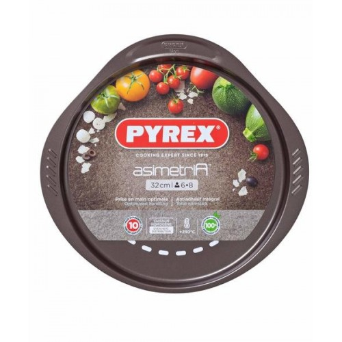 Форма для пиццы PYREX ASIMETRIA, 32 см