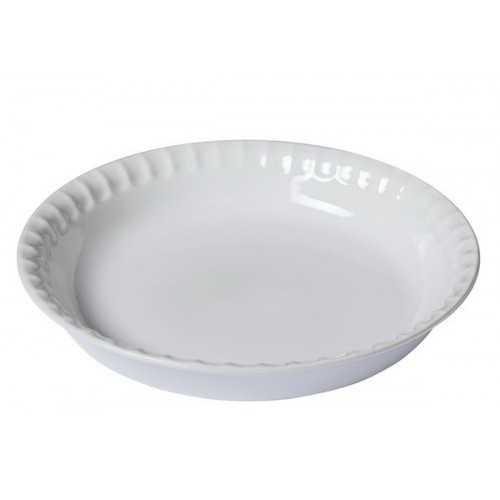 Форма PYREX Supreme white 25 см