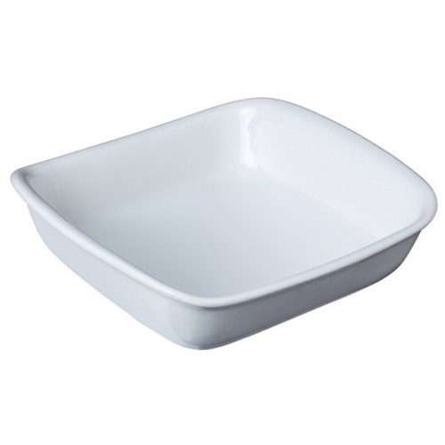 Форма PYREX Supreme white 24х24 см