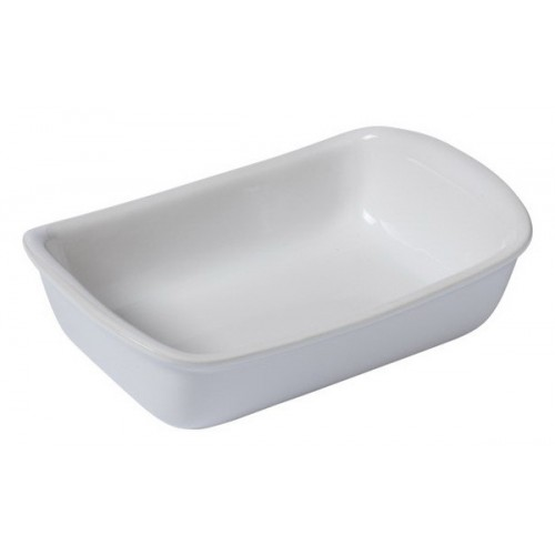 Форма PYREX Supreme white 26х18 см