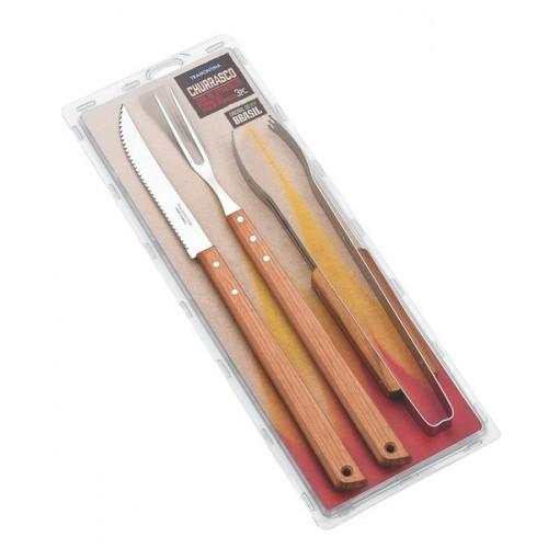Набор приборов для гриля TRAMONTINA Barbecue, 3 предмета
