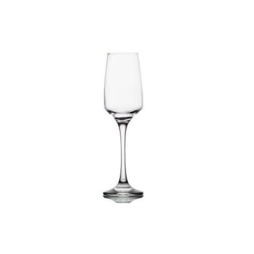 Набор бокалов для шампанского LAL 230 мл 6 шт Gurallar Art Craft