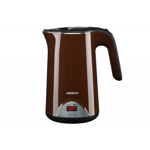 Электрический чайник 1.7 л (1800 Вт) с поддержкой температуры Ardesto EKL-1617BN