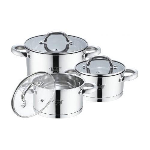Набор посуды 6 предметов Masrtery Krauff 26-242-043