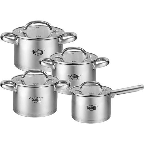 Набір посуду 8 предметів Mastery Krauff 26-242-044