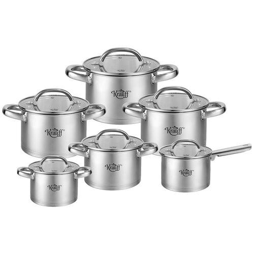 Набір посуду 12 предметів Mastery Krauff 26-242-045