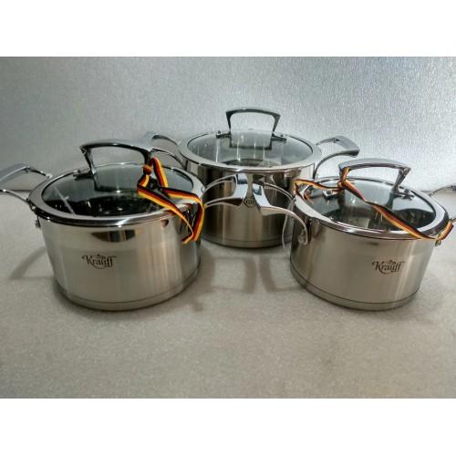 Набор посуды 6 предметов Krauff 26-295-011