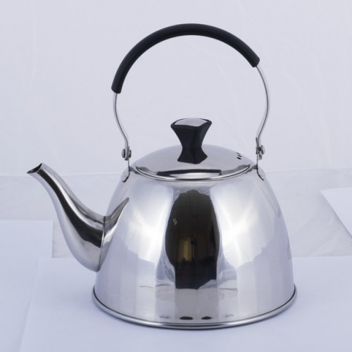 Чайник Kamille 1 л из нержавеющей стали с фильтром-ситечком KM 1093