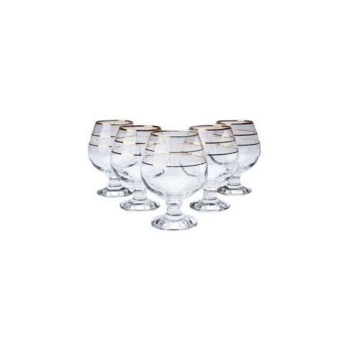 Набор бокалов для бренди 390 мл 6 шт Gurallar Art Craft 31-146-097