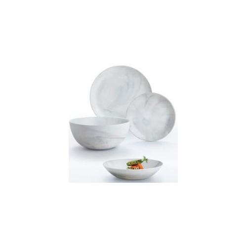 Сервиз столовый 19 предметов Luminarc Diwali Granit Marble Q0217