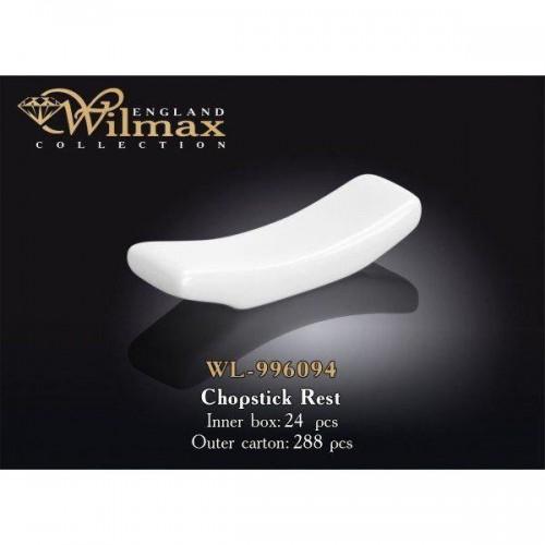 Подставка для палочек фарфор Wilmax WL-996094