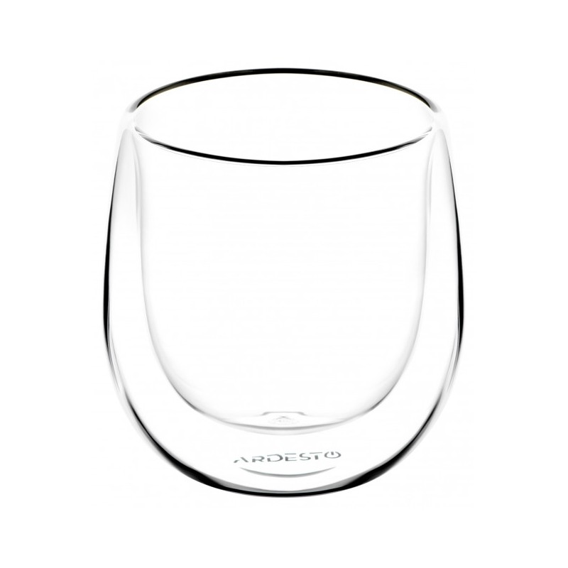 Набор стаканов с двойными стенками для американо 2 шт. 120 мл Ardesto AR2612G