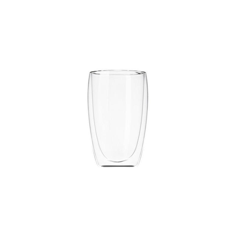 Набор стаканов с двойными стенками Aredesto 2 шт. 400 мл AR2640G