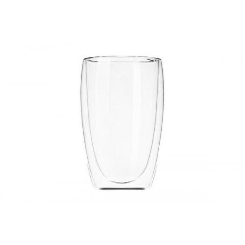 Набор стаканов с двойными стенками Aredesto 2 шт. 450 мл AR2645G