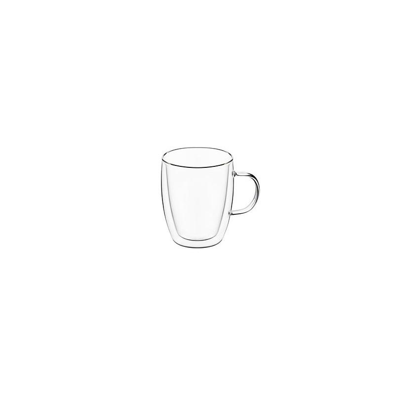 Набор чашек с двойными стенками для латте 2 шт. 400 мл Ardesto AR2640GH