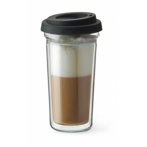 СТАКАН С ДВОЙНЫМ ДНОМ 400МЛ SIMAX COFFEE TO GO S2102/CTG