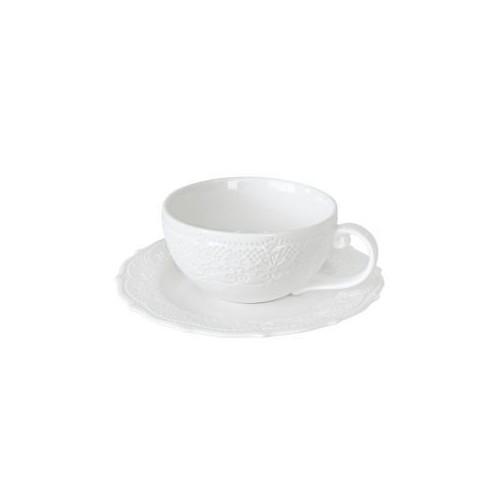 Чашка с блюдцем Irish Lacy Collection 120 мл KRAUFF 21-252-082