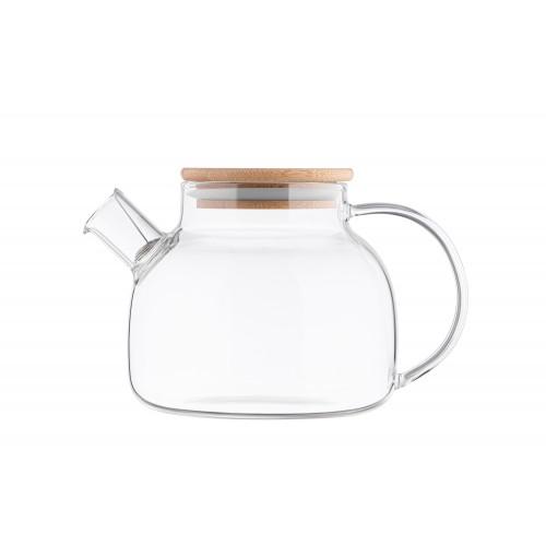 Заварочный чайник на 1,5 литра термостойкое стекло Ardesto AR3015GBI