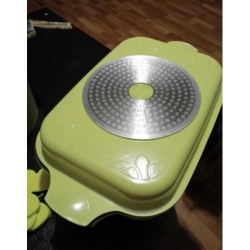 Гусятница с грилем RINGEL Zitrone RG-2108-34