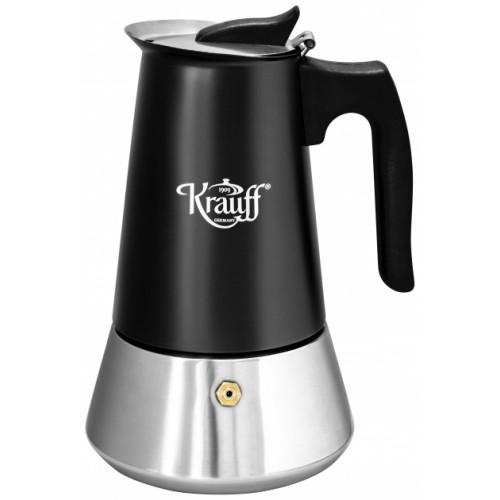 Кофеварка гейзерная 450 мл Krauff 26-203-072