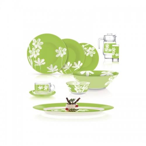 Сервиз Luminarc Cotton Flower 46 предметов Q4850