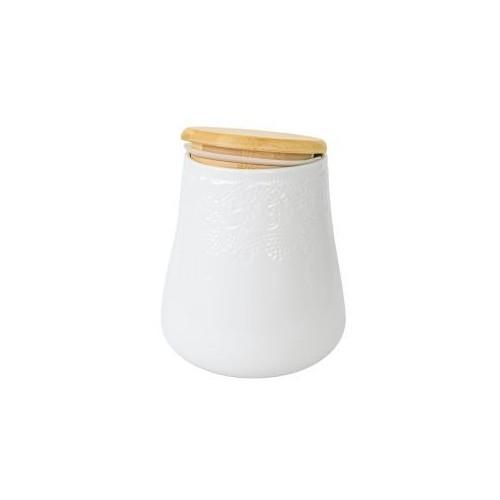 Емкость для сыпучих Irish Lacy Collection 16см. KRAUFF 21-252-088