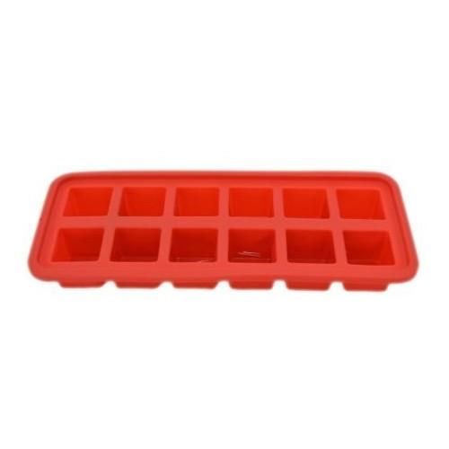 Krauff Силиконовая форма для льда 26х10,8х3,5 см. 26-184-030.