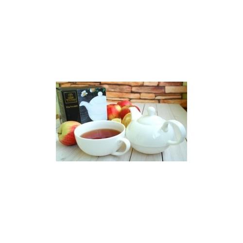 Набор (чайник заварочный 375 мл, чашка 340 мл) Wilmax - 2пр.Color WL-994048