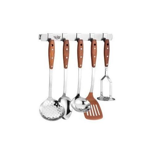 Набор кухонных инструментов Holzern 6 предметов Krauff 29-44-266