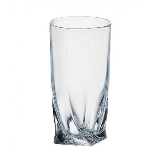 Набор стаканов/вода Boh.Quadro. 350мл-6шт 166086