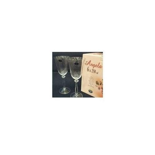 Набор бокалов/вино Bohеmia Angela 250мл-6шт 159159