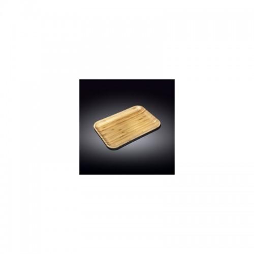 Блюдо прямоугольное 33х23см Wilmax Bamboo  WL-771055