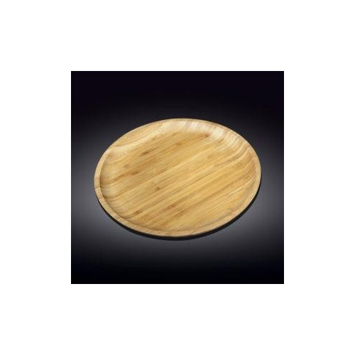 Блюдо бамбуковое Wilmax Bamboo 35,5 см WL-771038