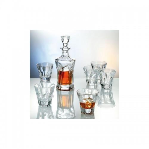 Набор для виски 7пр. BOHEMIA APOLLO 99999 99P89/864
