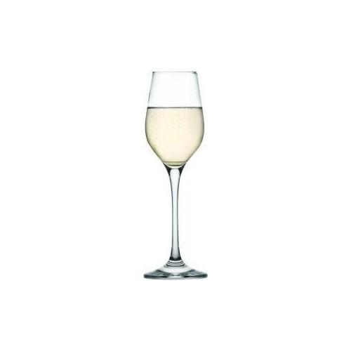 Набор бокалов для шампанского POEM 230 мл 6 шт Gurallar Art Craft AC31-146-245