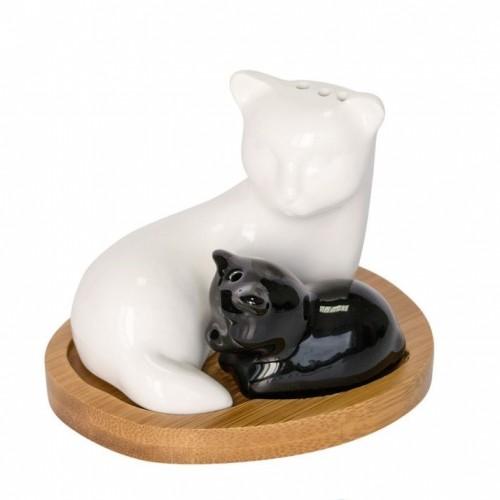 """Набор для специй сольперец """"Кошка и котенок"""" Krauff 21-275-015"""