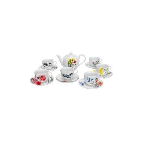 Сервиз чайный Chagall Krauff 21-244-100